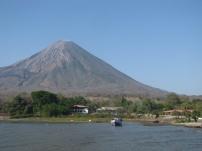 Volcano La Conception